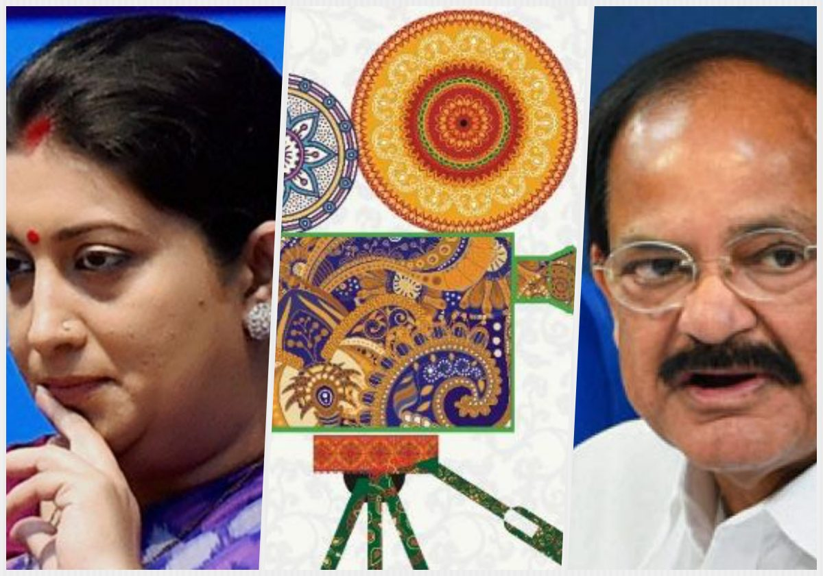 Smriti Irani Ejects Venkaiah Naidu's Nominees, Upends Film Festival Screening Process
